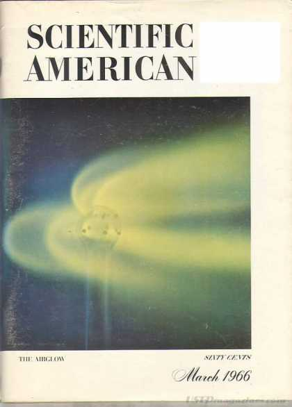 Scientific American - March 1966