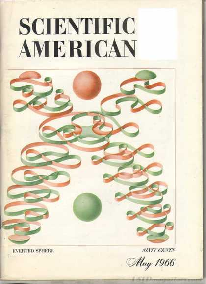Scientific American - May 1966