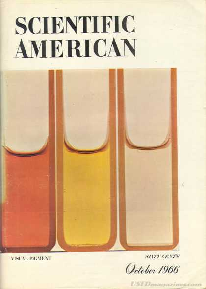 Scientific American - October 1966