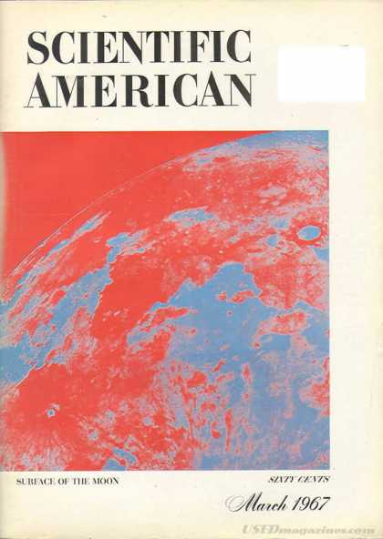 Scientific American - March 1967