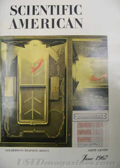 Scientific American - June 1967