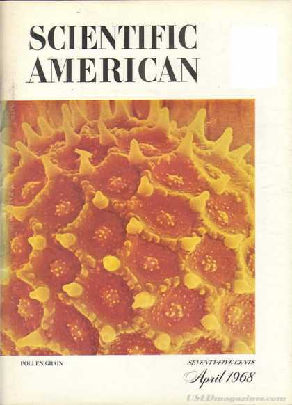 Scientific American - April 1968