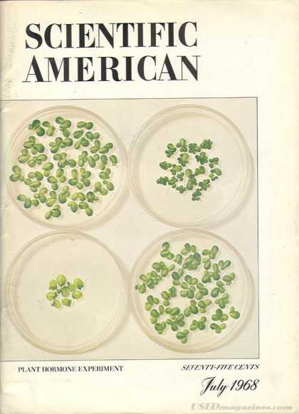 Scientific American - July 1968