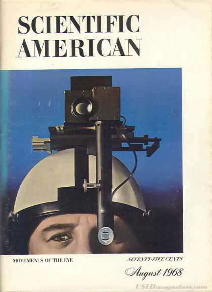 Scientific American - August 1968