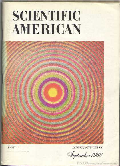 Scientific American - September 1968