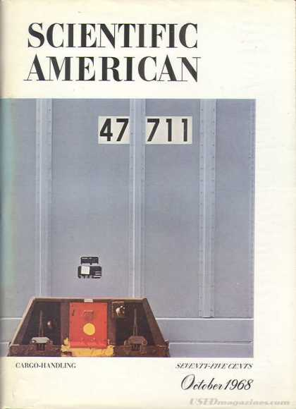 Scientific American - October 1968