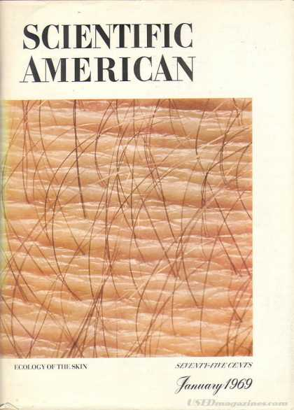 Scientific American - January 1969
