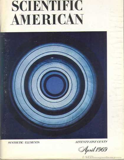 Scientific American - April 1969