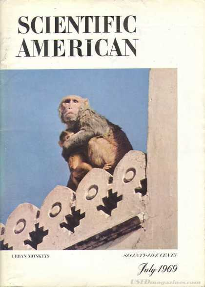 Scientific American - July 1969