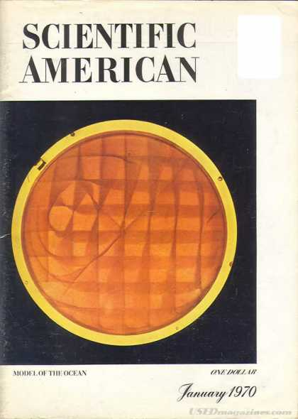 Scientific American - January 1970