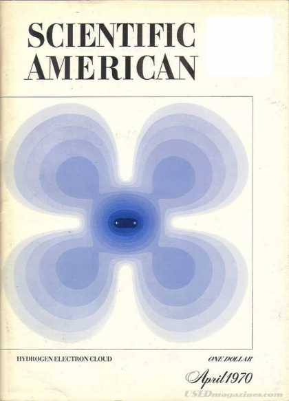 Scientific American - April 1970