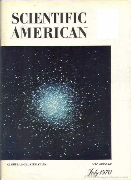Scientific American - July 1970