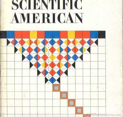 Scientific American - February 1971