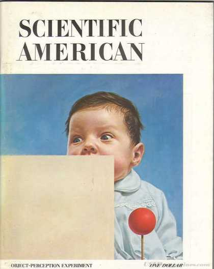 Scientific American - October 1971