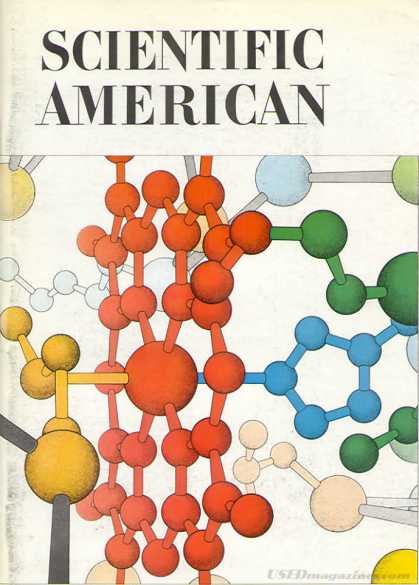 Scientific American - April 1972