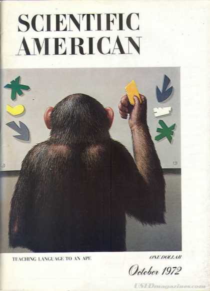 Scientific American - October 1972