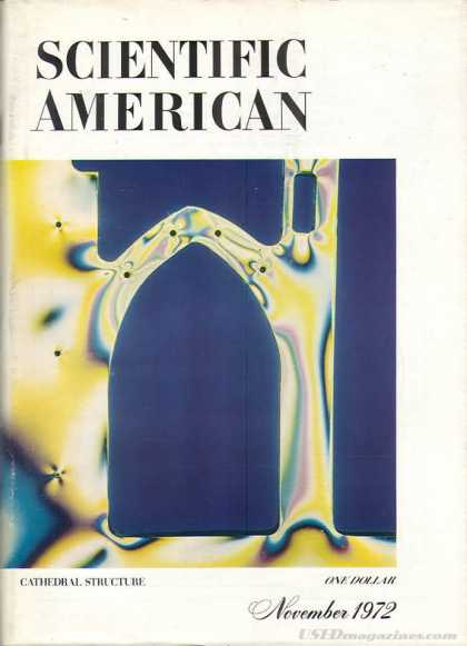 Scientific American - November 1972