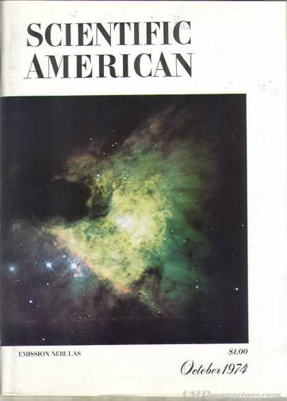 Scientific American - October 1974