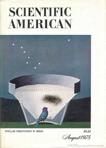 Scientific American - August 1975
