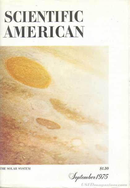 Scientific American - September 1975