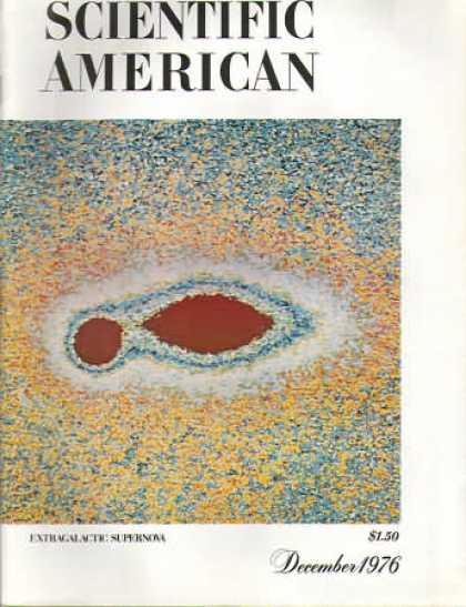 Scientific American - December 1976