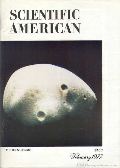 Scientific American - February 1977