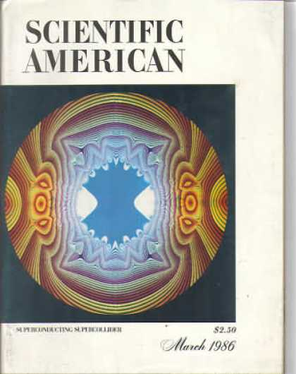 Scientific American - March 1986
