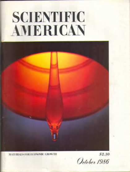 Scientific American - October 1986
