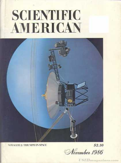 Scientific American - November 1986