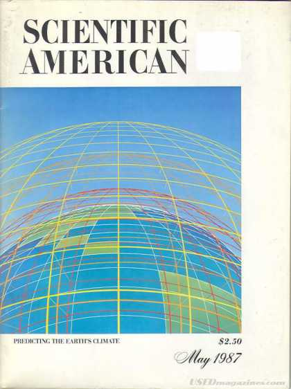 Scientific American - May 1987