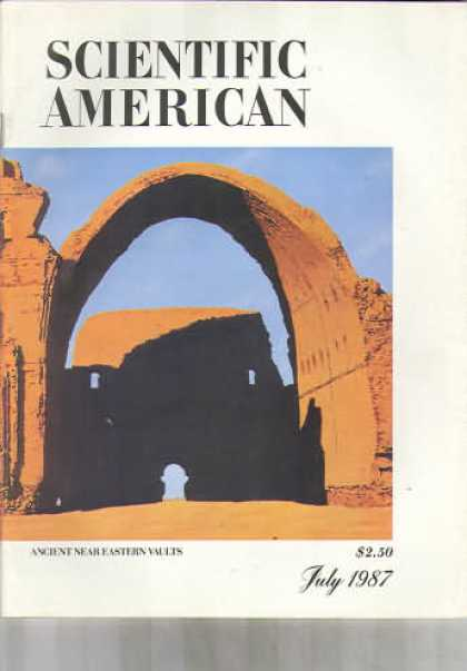 Scientific American - July 1987