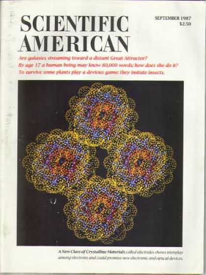 Scientific American - September 1987