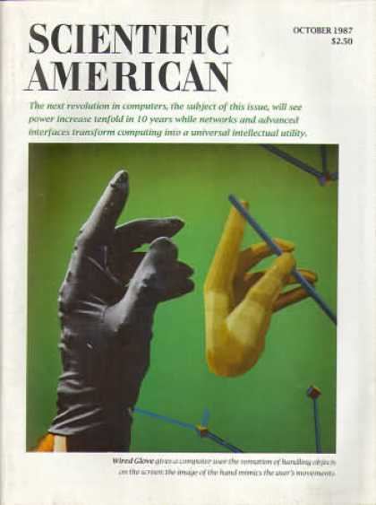 Scientific American - October 1987