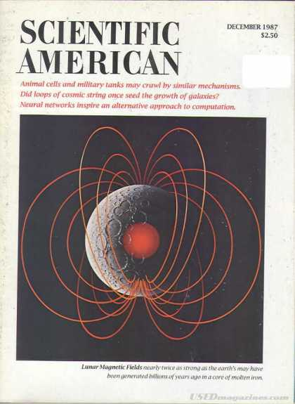 Scientific American - December 1987