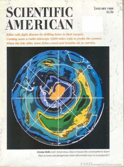 Scientific American - January 1988