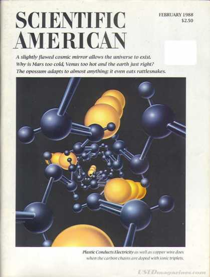 Scientific American - February 1988