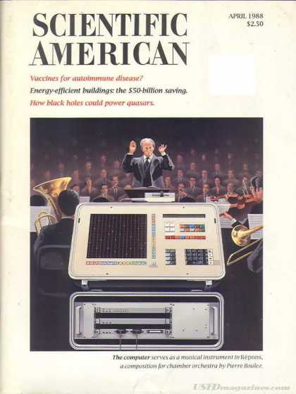 Scientific American - April 1988