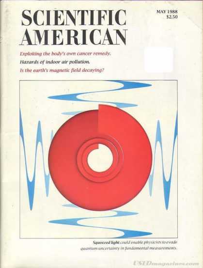 Scientific American - May 1988