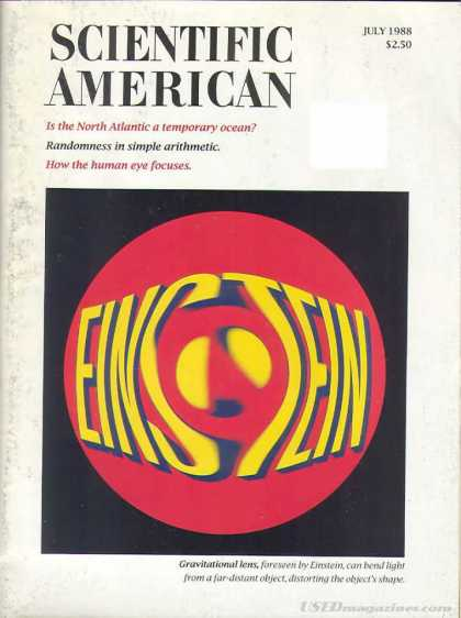 Scientific American - July 1988