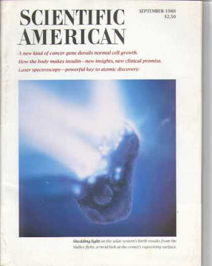Scientific American - September 1988