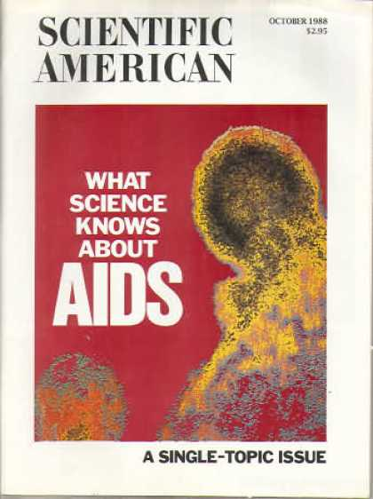 Scientific American - October 1988