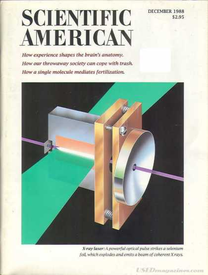 Scientific American - December 1988