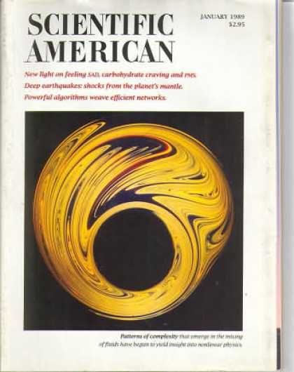 Scientific American - January 1989