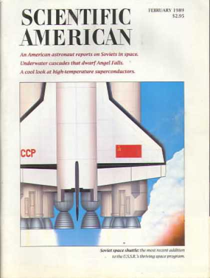 Scientific American - February 1989