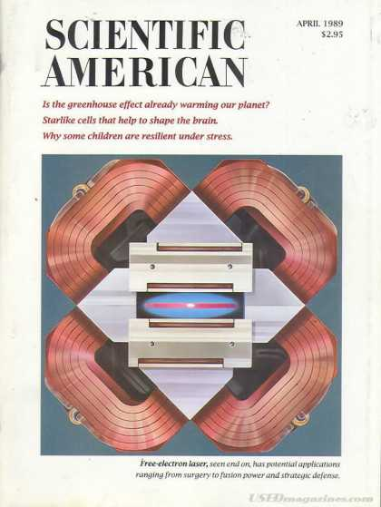 Scientific American - April 1989