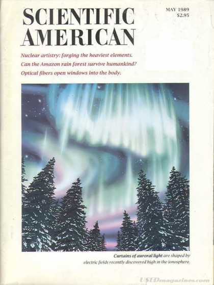 Scientific American - May 1989