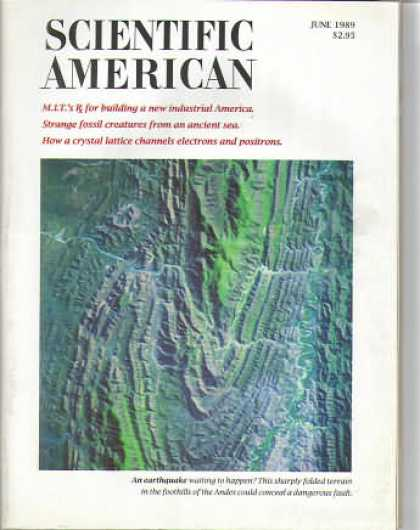 Scientific American - June 1989