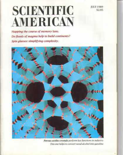 Scientific American - July 1989