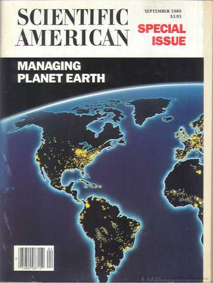 Scientific American - September 1989