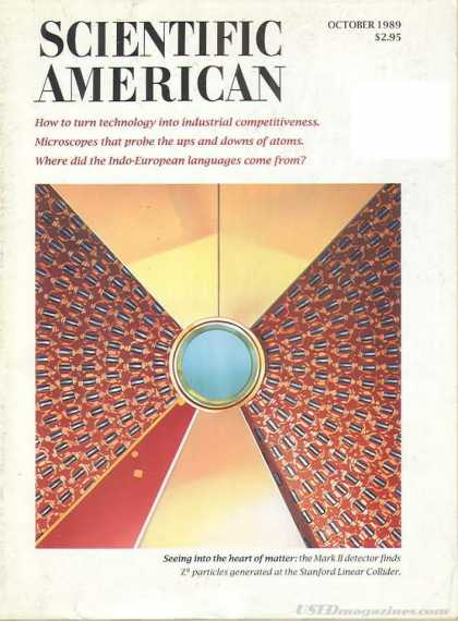 Scientific American - October 1989